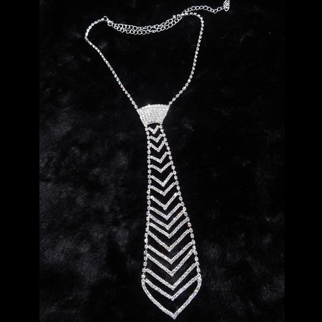 Luxury Style Sexy Tie Necklace3