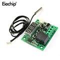 W1209 Digital LED DC 12 V + NTC Sensor de calor genial temperatura termostato interruptor de temperatura de módulo/controlador placa electrónica DIY