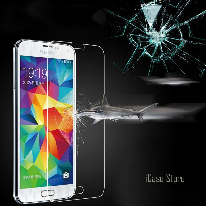 9H Tempered Glass Screen Protector For Samsung Galaxy A3 A5 2017 J3 J5 J7 2016 J2 Prime  ...