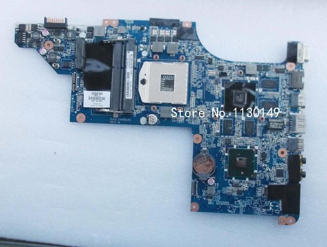 615279-001 Ноутбук 630279-001 631044-001 603642-001 для HP Pavilion DV6-3000 Материнская Плата, испытано 100% рабочий