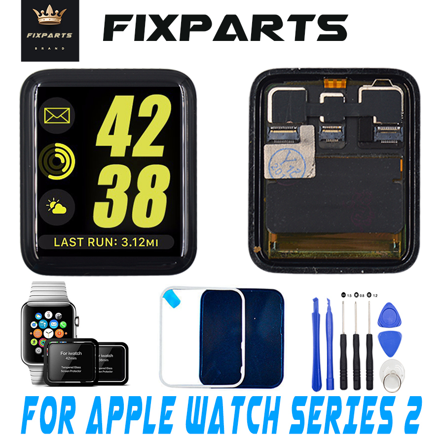 Original 98 New For Apple Watch Series 2 Lcd Display Touch Screen