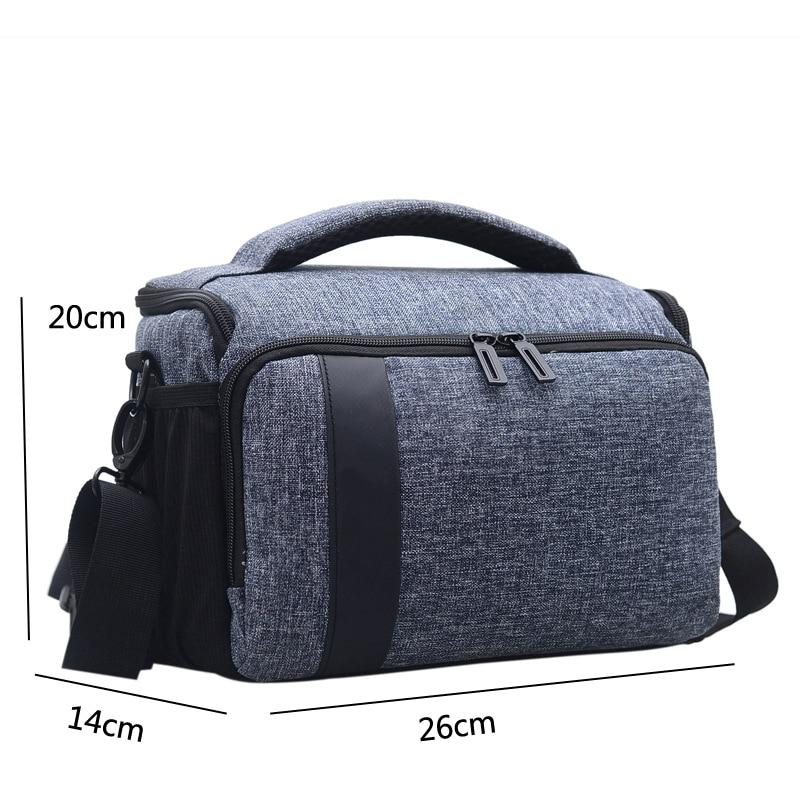 Waterproof Camera Bag Case Cover for Nikon D7200 D5600 D5500 D5300 D3400 D3300 D3200 D3100 D5100 D5200 D70 D90 D80 D7000 D7100
