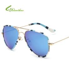 Niños Polarizado gafas de Sol Niños Niñas Niños Gafas de Marca Famosa HD Aleación De UV400 Gafas Eyeware Gafas De Sol Gafas de Alta Calidad