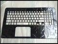 Nuevo/orig cubierta c portátil para toshiba l50-b teclado topcase palmrest bisel caso de la cubierta superior, ee. uu. layout