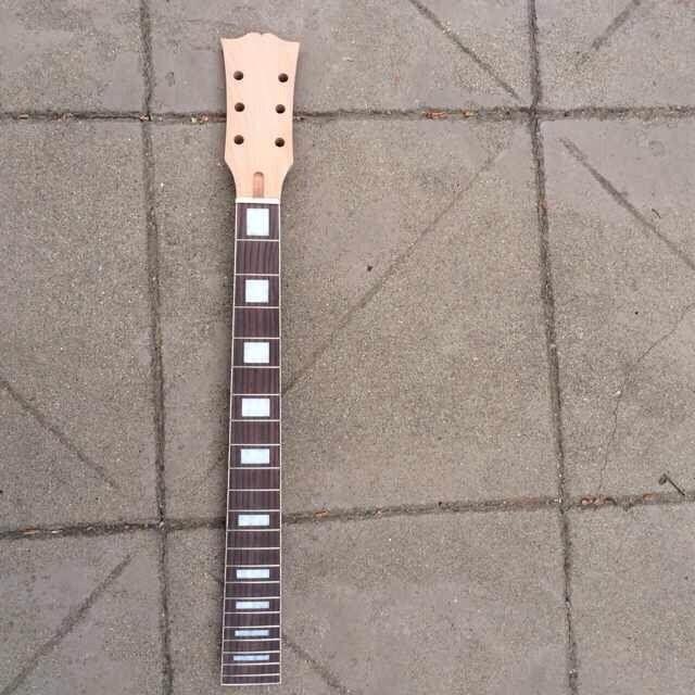 new finished electric guitar parts strong guitar neck guitar diy 082322 in guitar parts. Black Bedroom Furniture Sets. Home Design Ideas
