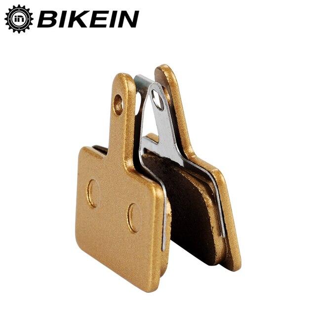BIKEIN 1 пара велосипедных дисковых тормозных колодок для Shimano M375 M395 M416 M445 M446 M485 M486 Orion Auriga E-Comp Pro Draco/Draco WS