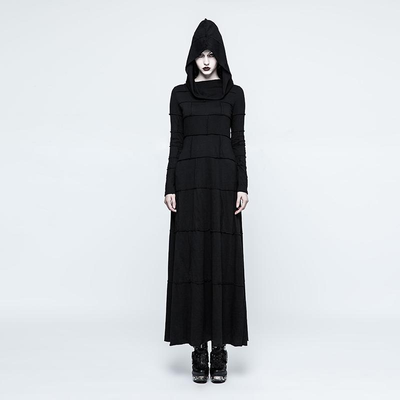 indirim Cadılar Siyah Uzun 2