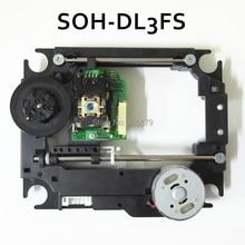 Orijinal Yeni SOH DL3FS DL3 DVD Optik Lazer Pikap Mekanizması ile DL3FS CMS S75