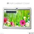 Nuevo 10 pulgadas Original 3G Llamada de Teléfono Android Quad Core Cubierta de Cuero Holster IPS Tableta GPS 16G 7 8 9 10 5.1 tableta androide pc
