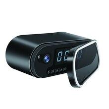 Mini Hidden Electronic Clock DVR H.264 Full HD 1080p Infrared Wifi Remote Camera Pen Conference Record Pen Voice Video Recorder