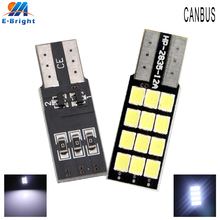 10PCS/LOT Wholesales T10 194 168 501 12 LED 2835 12V SMD CANBUS ERROR FREE White Car Auto Wedge Side Lights Door Map Lamp Bulb t10 501 194 168 w5w 6 led 5630 smd canbus error free pure white car auto side wedge parking lights lamp bulb dc12v 1pcs