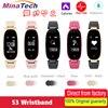 S3 Bluetooth Waterproof Lady Smart Watch Fashion Women Lady Watch Heart Rate Monitor Fitness Tracker Smart