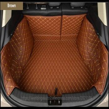 custom car trunk mat Cargo Liner for Infiniti all models FX EX JX G M QX50 QX56 QX80 QX70 Q70L QX50 QX60 Q50 custom cargo liner