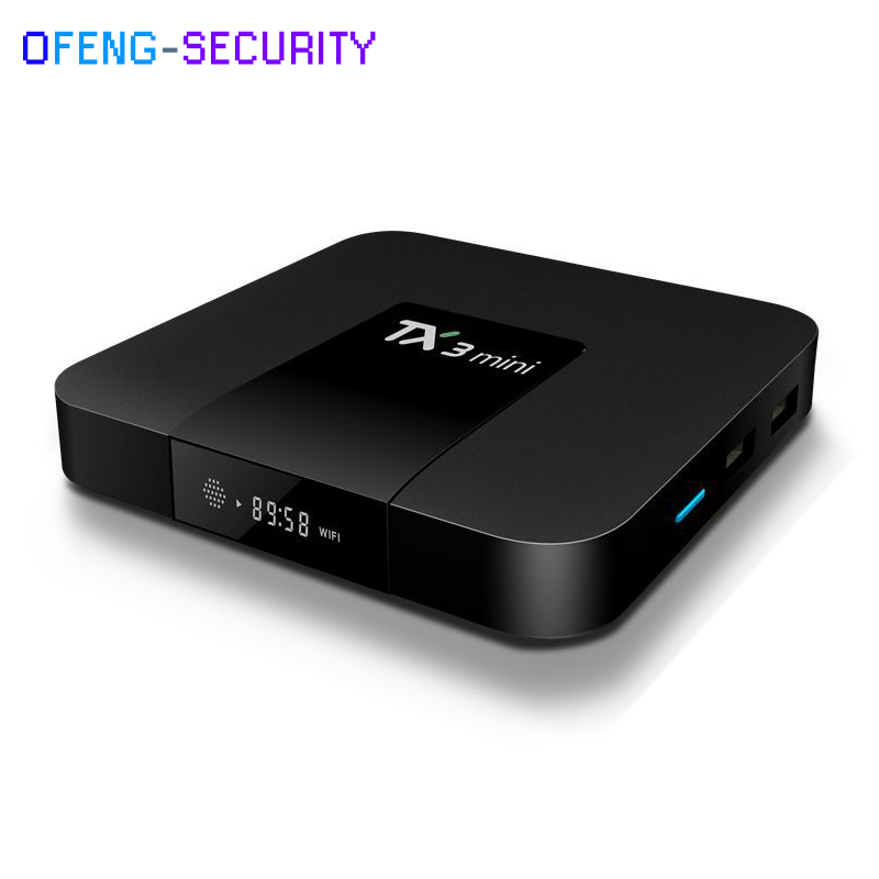 TX3 Mini Smart TV BOX 2G+16G With Keyboard Android 7.1 Quad Core Amlogic S905W Support WiFi Media Player 4K Set Top Box