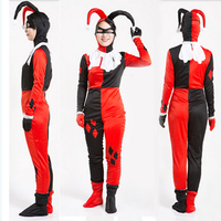 Newest Fantasia Adult Harleyquinn Classic Harley Quinn Cosplay Costume Halloween Costumes For Women