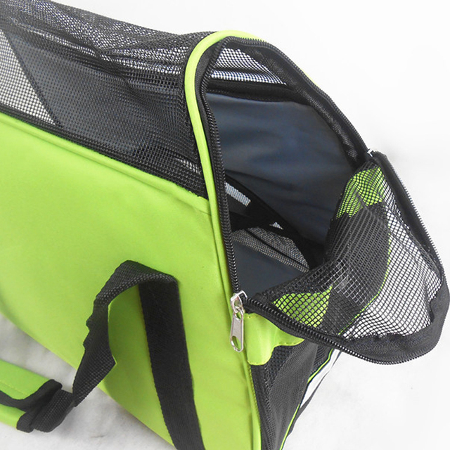 Comfortable Bag with Mesh Inset