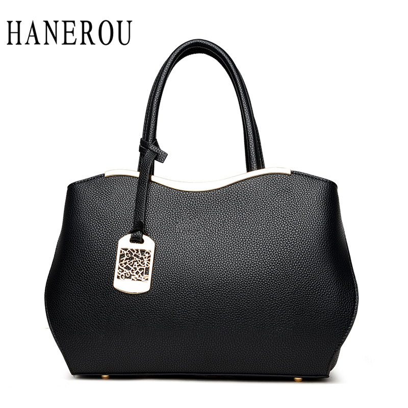 High Quality Pu Leather Handbag Women Bag Fashion Tote Bag Designer Handbags Ladies Hand Bags Black Crossbody Bags For Women Sac george and the dragon