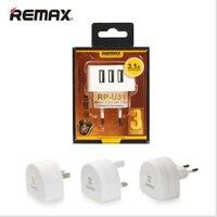 Remax의 벽 USB 충전기 5 볼트 빠른 충전기 미국 EU 영국 플러그 여행 휴대 전화 충전기 아이폰 아이 패드 삼성 태블릿 어댑