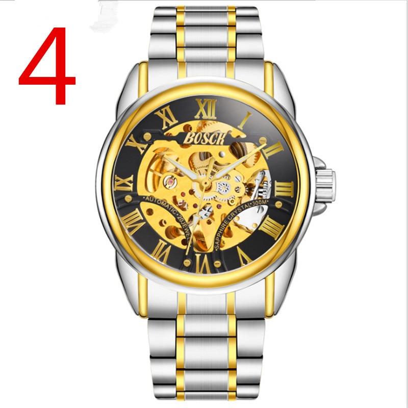High-grade luxury brand quartz watch male stainless steel watch male watches and watches waterproof. цены