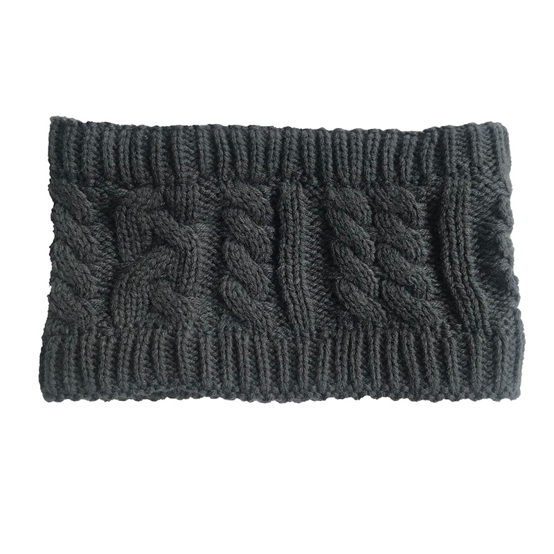 Women Winter Warm Messy Bun Ponytail Beanie Holey 2018 Brand New Girls Warmer Knitted Stretch Autumn Turban Cap Casquette CP0164 (3)