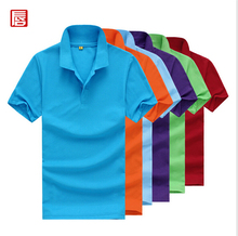 2015 Men Women Loose Short Sleeve Camisa POLO Shirt Turn down Collar Casual POLO Shirt Multi-Colors Size M-XXXL tenis masculino