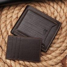 Модный брендовый кошелек, мужской кошелек с отделением для монет, короткий клатч, кошельки, кредитная карта, нож, зажим для денег, кредитный доллар, держатель, кошельки
