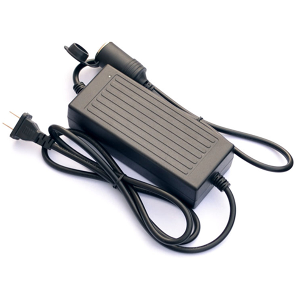 Image 4 - 120W Power convert AC 220v to 240V/110V input DC 12V 10A output adapter car power supply cigarette lighter converter US EU plug-in Cigarette Lighter from Automobiles & Motorcycles