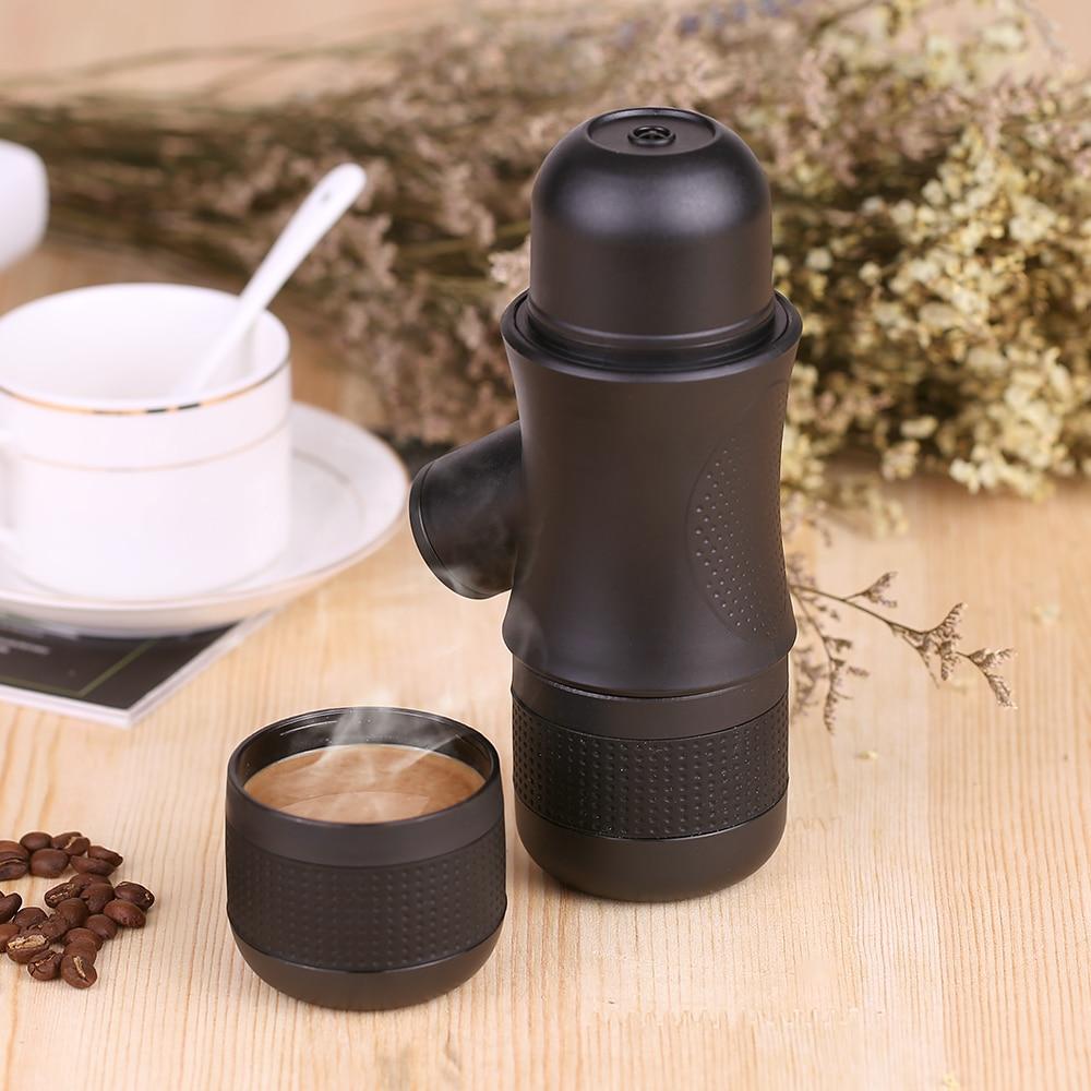 how to use mini espresso maker