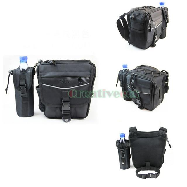 Unisex Tackle Military Travel Motorcycle Riding Messenger Shoulder Fanny Pack Waist Thigh Drop Leg Bag