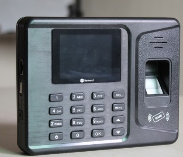 Free Shipping F260 REALAND Standalone Biometric Fingerprint & RFID Card Time Attendance