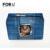 Bolsa de Cosméticos mujeres 2016 Marca Bolsas de Almacenamiento de Recorrido de la Capacidad Grande 3d Gato negro Impreso Casos Damas Maquillaje Bolsa de la Caja de Maquillaje