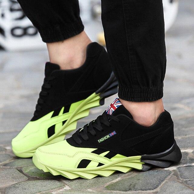Моды для мужчин Обувь Повседневная Зашнуровать Смешанный Цвет Кожи Обувь Повседневная Суперзвезда Тренеров Корзина Zapatillas Hombre Спортивные Плоский Черный