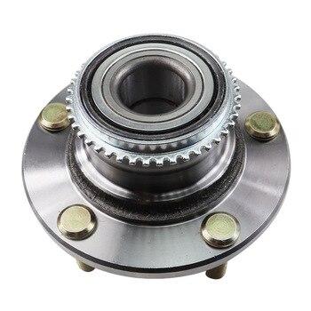 Rear Wheel Bearing Hub For Mitsubishi Lancer 2.4L Ralliart 04-06 Outlander 2WD 03-06 512339 MR527453/BR930633/DACF030G6R