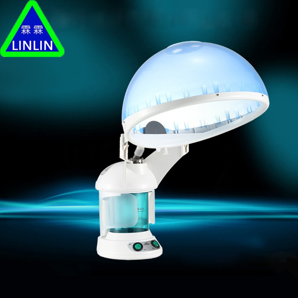 LINLIN ozone aroma steaming facial steamer face sauna skin moisture device with rotatable spray pipe Hair treatment cream галстуки