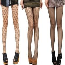 Sexy Mesh Pantyhose Women Female Hollow Out Pantyhose Fishnet Stockings Tights Coolant Femme Medias Strumpfhose