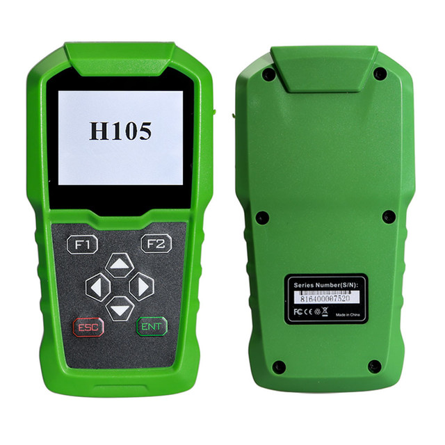 OBDSTAR H105 Pin Code Reader Diagnostic Tool For H-yun-dai/K-ia Auto Key Programmer Support All Series Models Pin Code Reading