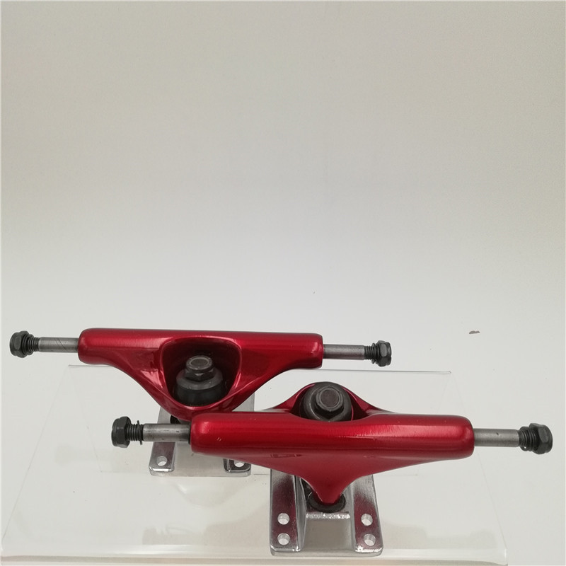 PRO 5.0  Inch Trucks For Skateboarding Made By Aluminum For 2 Types Caminhao Trucks Kaykay High Quality