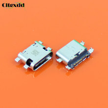 cltgxdd N-400 1PCS Type C micro USB Dock Connector Charging Port socket jack for ZTE C2016 W2016 ZMAX Pro Z981