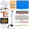 SunFounder Ultimate Starter Kit For Raspberry Pi With Detailed Manual For Beginners EU Plug