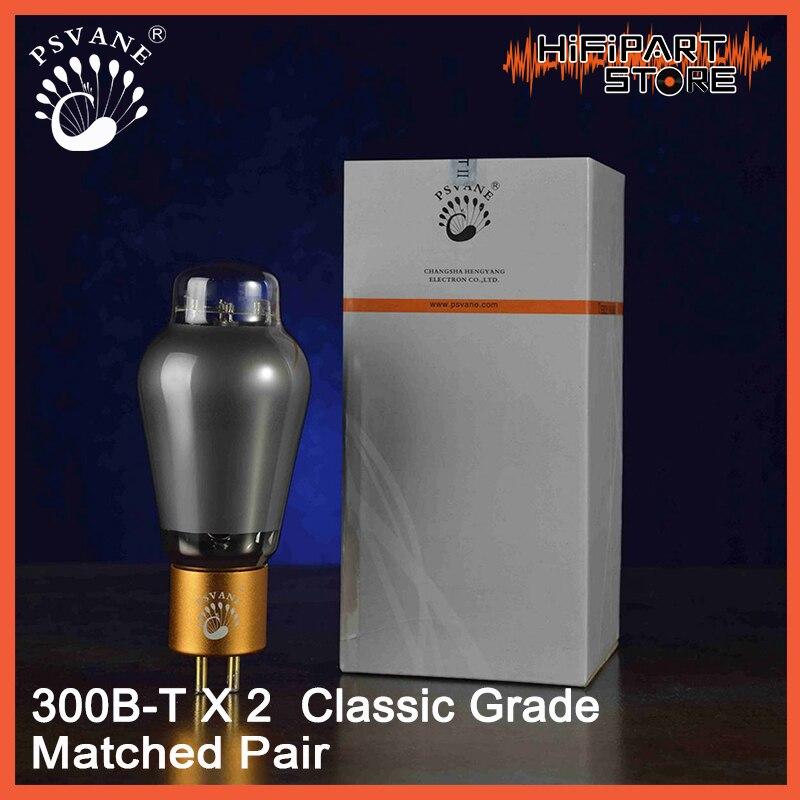 2 sztuk PSVANE 300B T MKII klasyczne jakości zawór dopasowana para wzmacniacz lampowy akcesoria Repalce Shuguang EH złoty lew 300B 300B Z w Układy scalone wzmacniaczy operacyjnych od Elektronika użytkowa na  Grupa 1