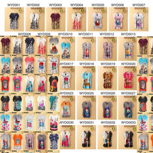 New 2017 summer t shirt short sleeve o-neck print long 3XL 4XL tops tees loose women t-shirt woman clothes blusas