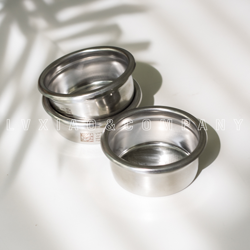 VST  Peecision Filter Baskets Be Applicable 58mm Handle Stainless Steel