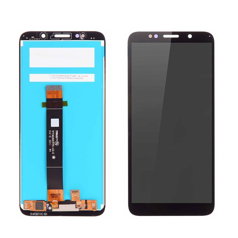 Grade AAA Para Huawei Y5 2018 DRA-L21 LCD Screen DIsplay Toque Digitador Assembléia Para HUAWEI Y5 Prime 2018 DRA-L22 LCD tela