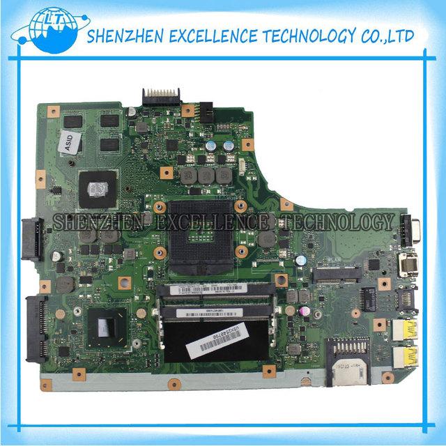 Madre original del ordenador portátil para asus k55vd 8 unids chips nvidia geforce gt610m rev3.0 mainboard probó por completo