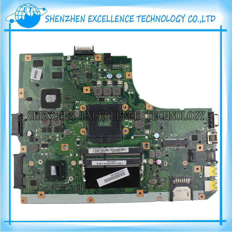 Original Laptop Motherboard for ASUS K55VD 8pcs Chips REV3.1 NVIDIA Geforce GT610M Mainboard Full Tested