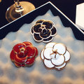 2017 New High-quality CC Camellia Brooch For Women jewelry Channel Pins CC Brooch hijab pins