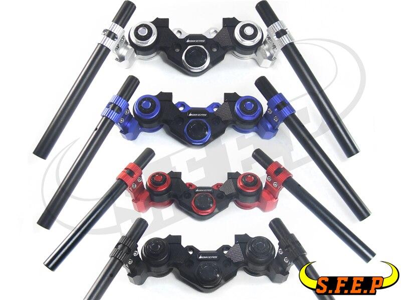 Motorcycle CNC Aluminum Adaptable Steering Handlebar Grip For Honda PCX125 PCX150