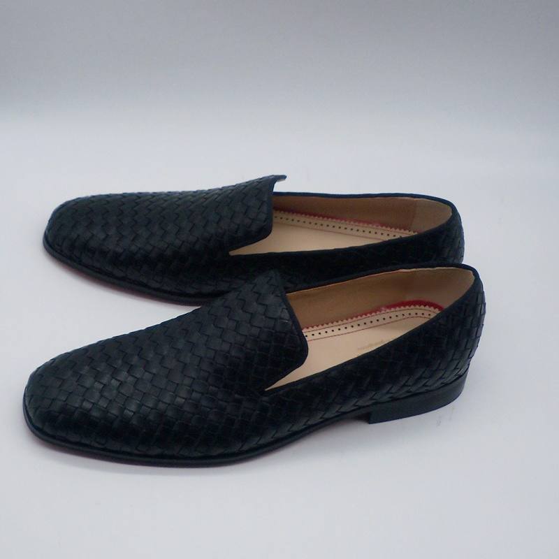 Men Loafers Plus Size Black Leather Luxury Designer Slip On Mens Loafer Shoes Dress Wedding Men Shoes Italian Brand Moccasins sinoextreme italian leather handmade crocodile embossed men loafer shoes leisure shoes slip on shoe luxury breathable men shoes