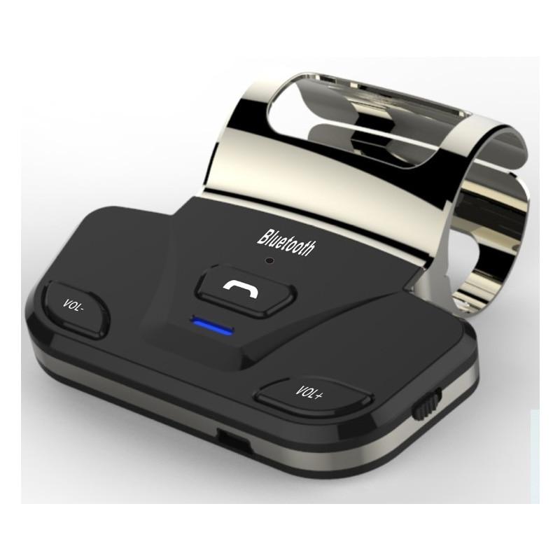 """Siparnuo vairo belaidis """"Bluetooth"""" automobilinis rinkinys - Automobilių Elektronika - Nuotrauka 2"""