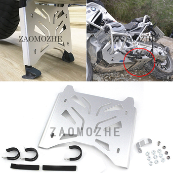 Engine Guard Extension Skid plate Centerstand Center Stand For BMW R 1200 GS R1200GS LC/Adventure 2014 - 2017 R 1200GS